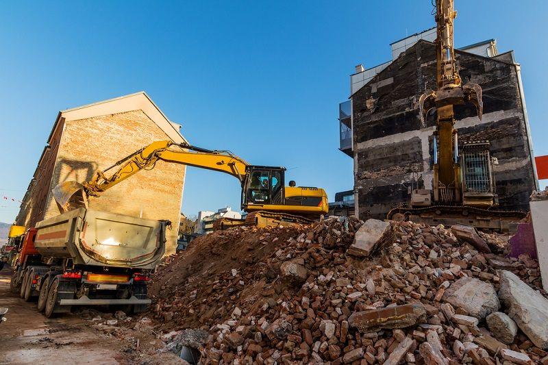 Demolition Edmonton Alberta