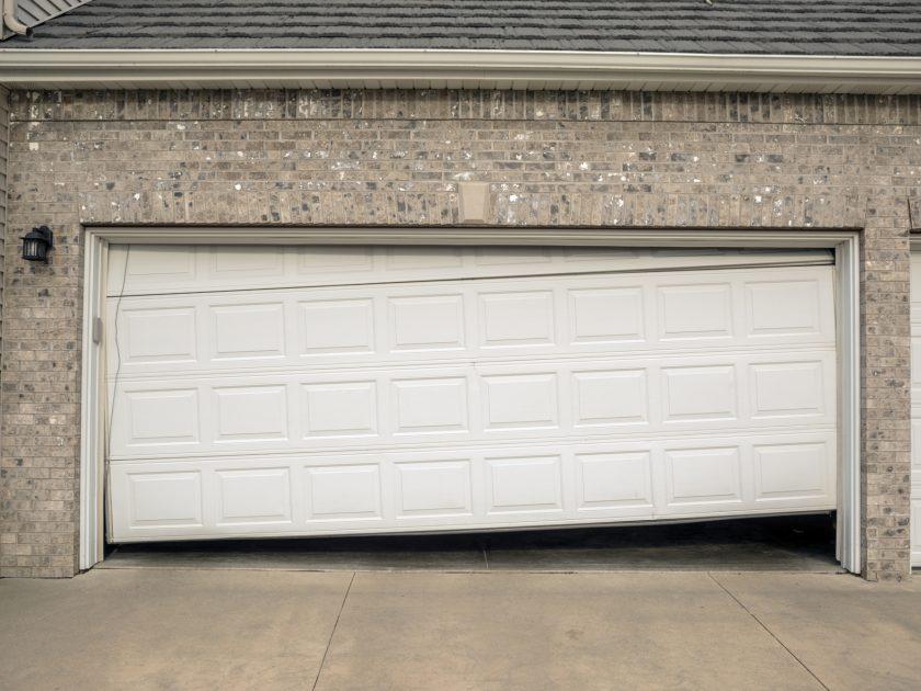 Replace Garage Door
